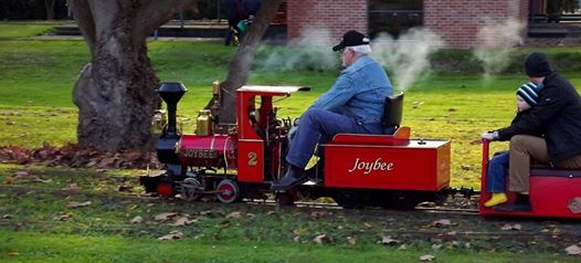 Miniature Steam Train - Visit Latrobe City